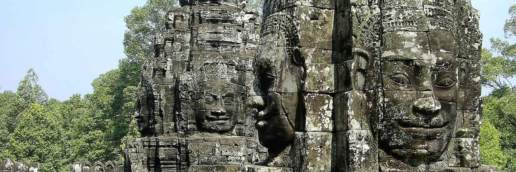 ▷▷▷ Kambodscha Rundreisen günstig buchen!