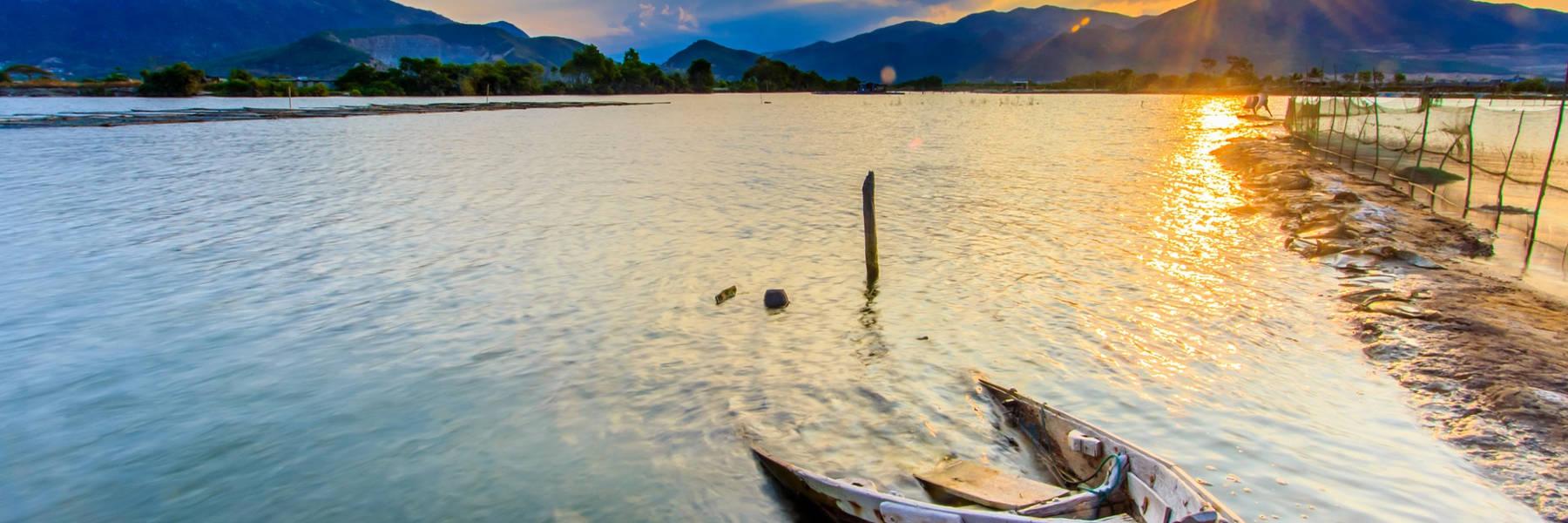 Asien Rundreisen mit einer Badekombinationen